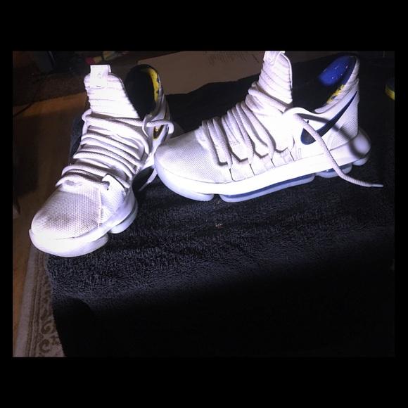 the best attitude 638b6 033da Nike kd 10 nba edition golden state warriors. M 5c6b60e8409c157d232ed0eb